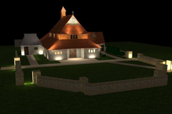 projektowanie oświetlenia